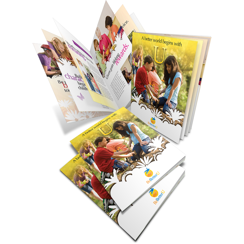 booklets 8 5 x 11 full color